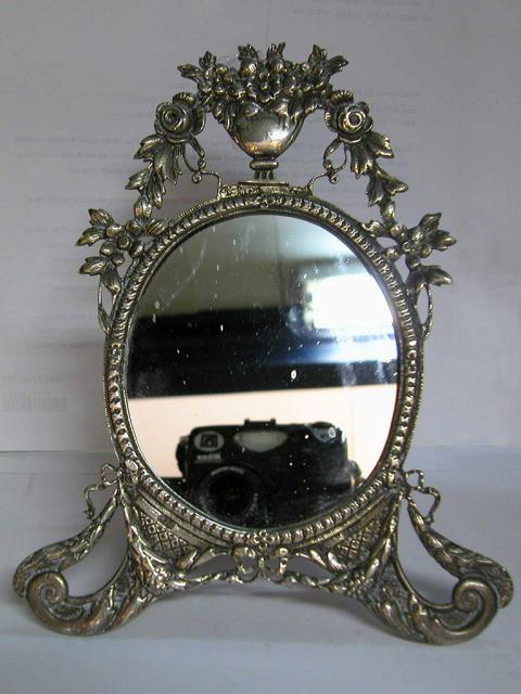 Victorian Mirror or Picture Frame
