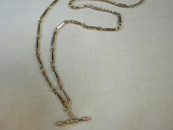 Long English Albert Chain