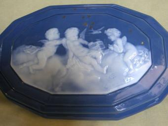 Limoges Porcelain Candy Box
