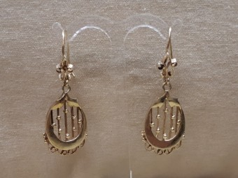 Victorian Decorative Earrings